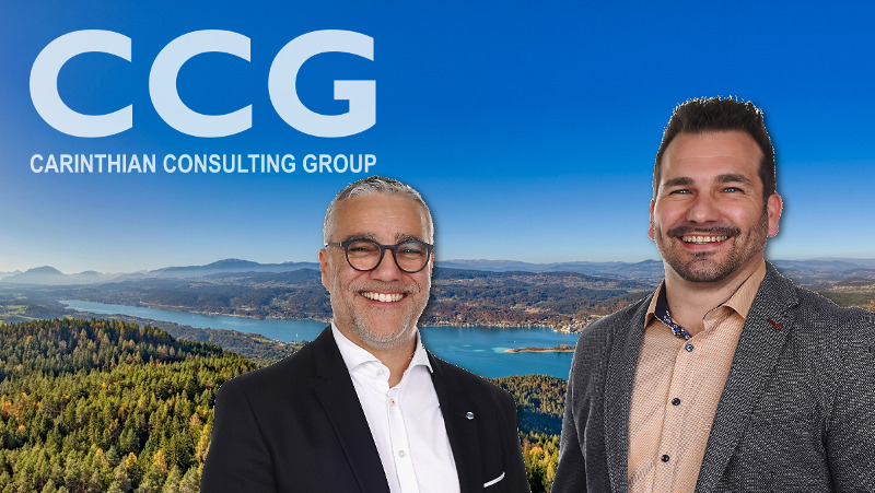 Sujet CCG Carinthian Consulting Group Wörthersee Frager Taferner